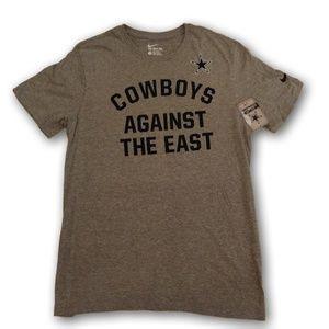 Dallas Cowboys Men's Nike Athletic T Shirt NWT